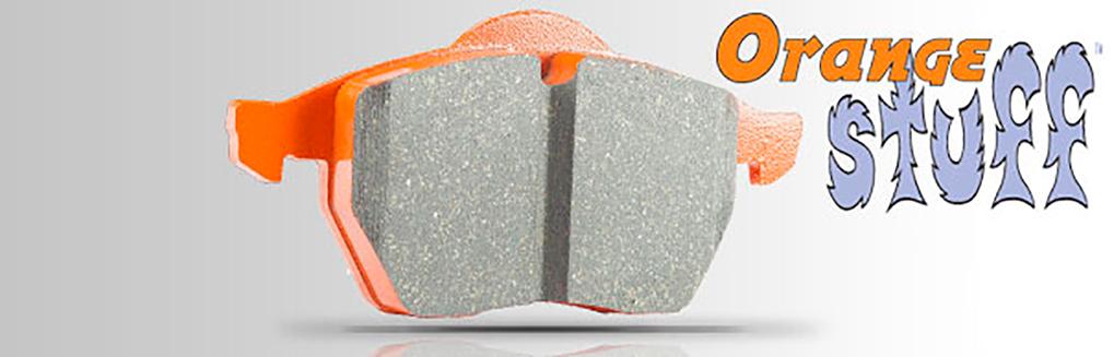 ebc orange stuff гоночные тормозные колодки