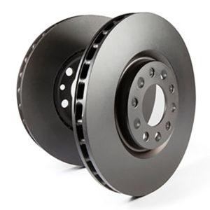 EBC Premium тормозные диски для замены OEM