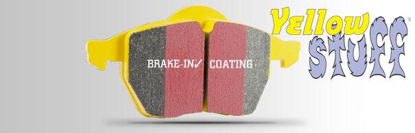 EBC Yellow Stuff грузовые автомобили и внедорожники