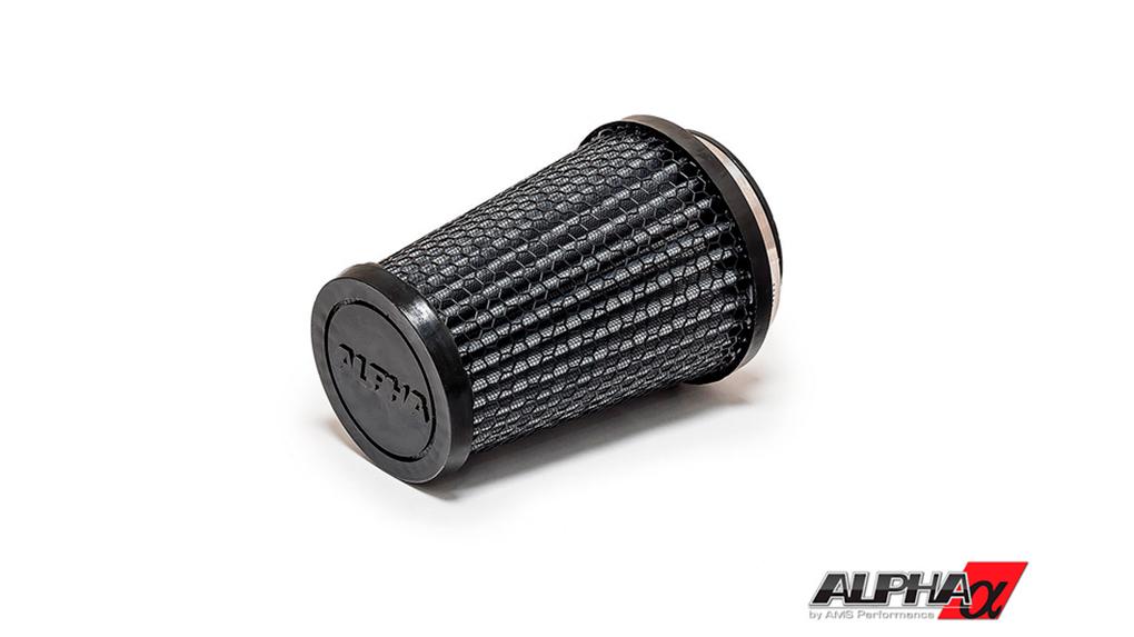 Alpha Nissan R35 GT-R карбоновый холодный впуск