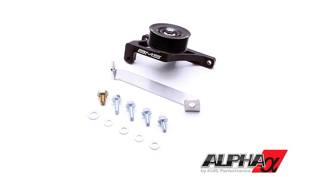 Alpha Nissan R35 GT-R удаление кондиционера