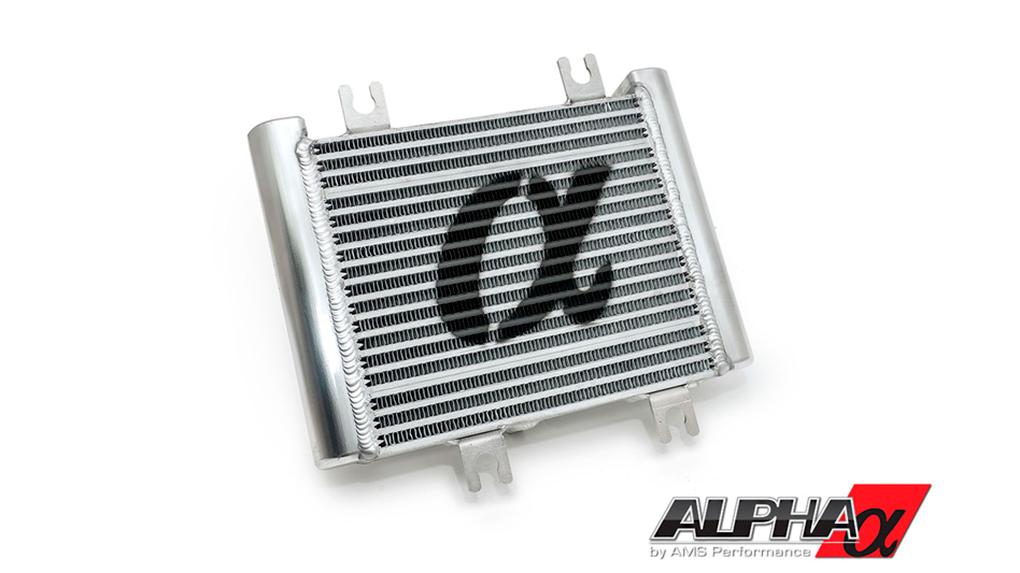 Alpha Nissan R35 GT-R масляный радиатор