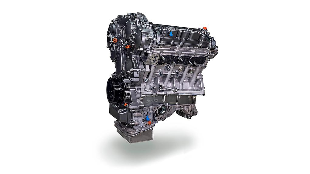 Alpha Performance 4.1L VR38 Omega-Spec двигатель