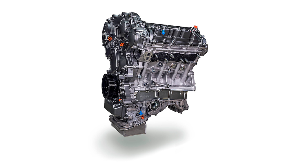 Alpha Performance 4.1L VR38 Stage1 Spec двигатель