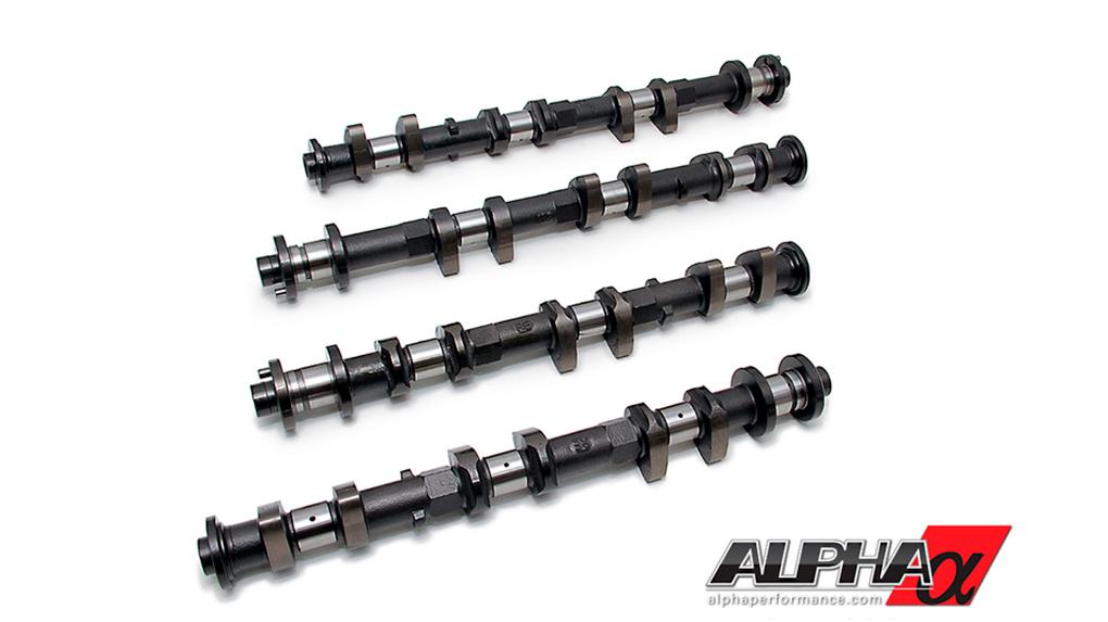 Alpha Performance R35 GT-R распредвалы