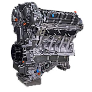 Alpha Performance двигатели в сборе
