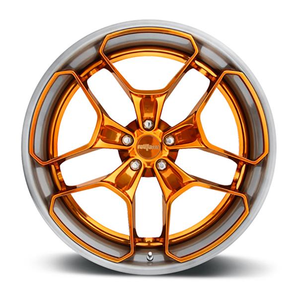 Rotiform HUR кованые составные диски на заказ по индивидуальным параметрам