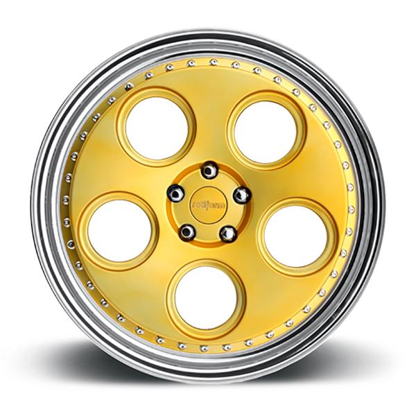 Rotiform DIA кованые составные диски на заказ по индивидуальным параметрам