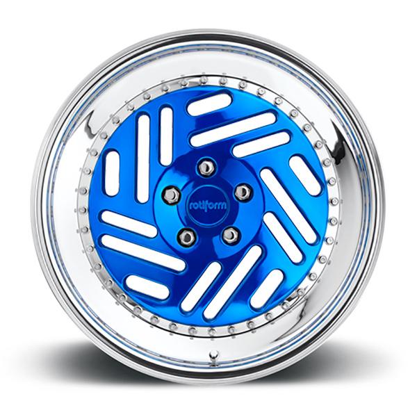 Rotiform IDK кованые составные диски на заказ по индивидуальным параметрам