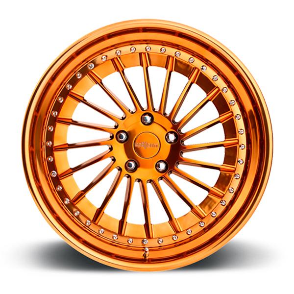Rotiform IND-T кованые составные диски на заказ по индивидуальным параметрам