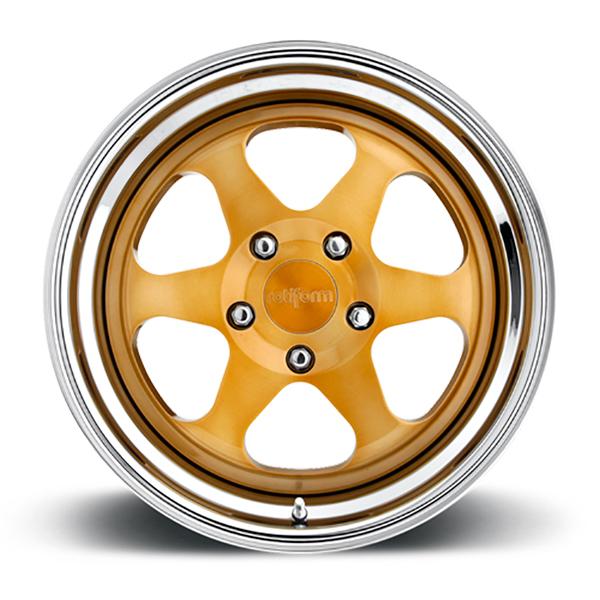 Rotiform MHG кованые составные диски на заказ по индивидуальным параметрам
