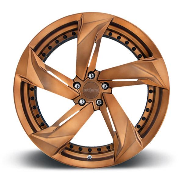 Rotiform MUC кованые составные диски на заказ по индивидуальным параметрам