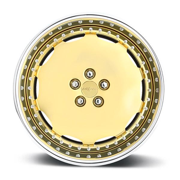 Rotiform SCR кованые составные диски на заказ по индивидуальным параметрам