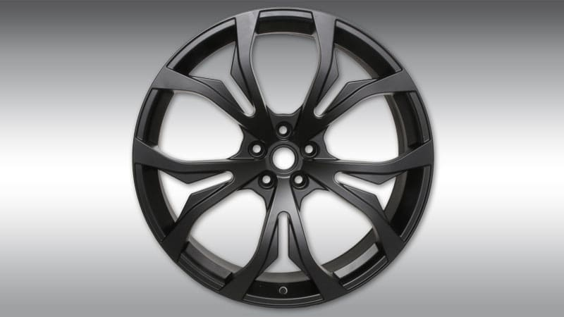 Novitec Maserati Levante Wheels Typ NM1 Black