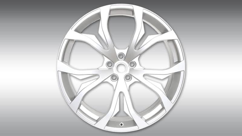 Novitec Maserati Levante Wheels Typ NM1 Silver