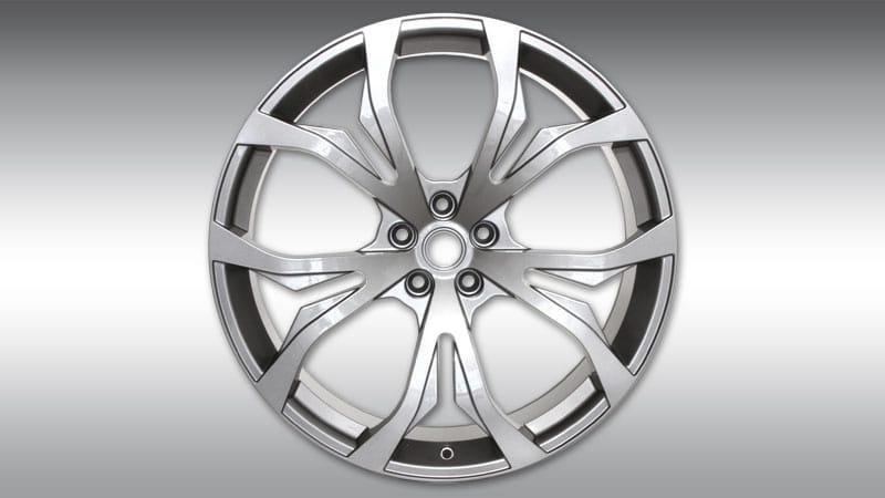 Novitec Maserati Levante Wheels Typ NM1 Titanium