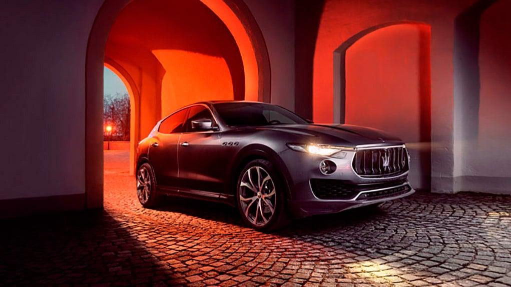 Novitec tridente Maserati Levante программа тюнинга