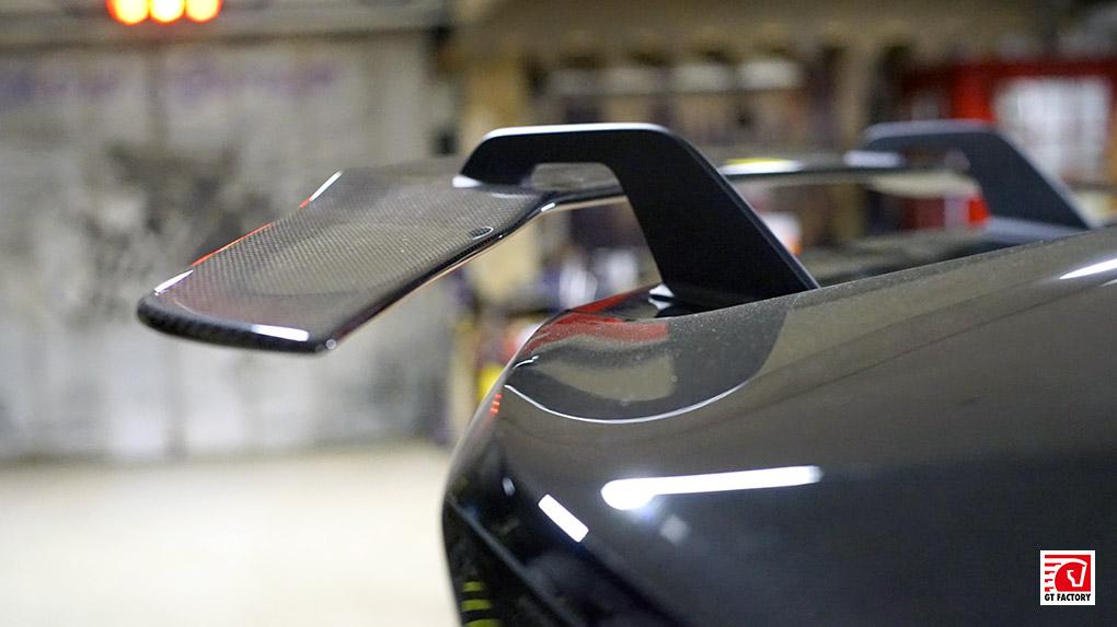 Lamborghini Huracan LP610-4 Vorsteiner спойлер купить