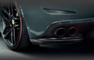 Novitec Rosso Ferrari GTC4 Lusso. Выпускные системы Выхлоп
