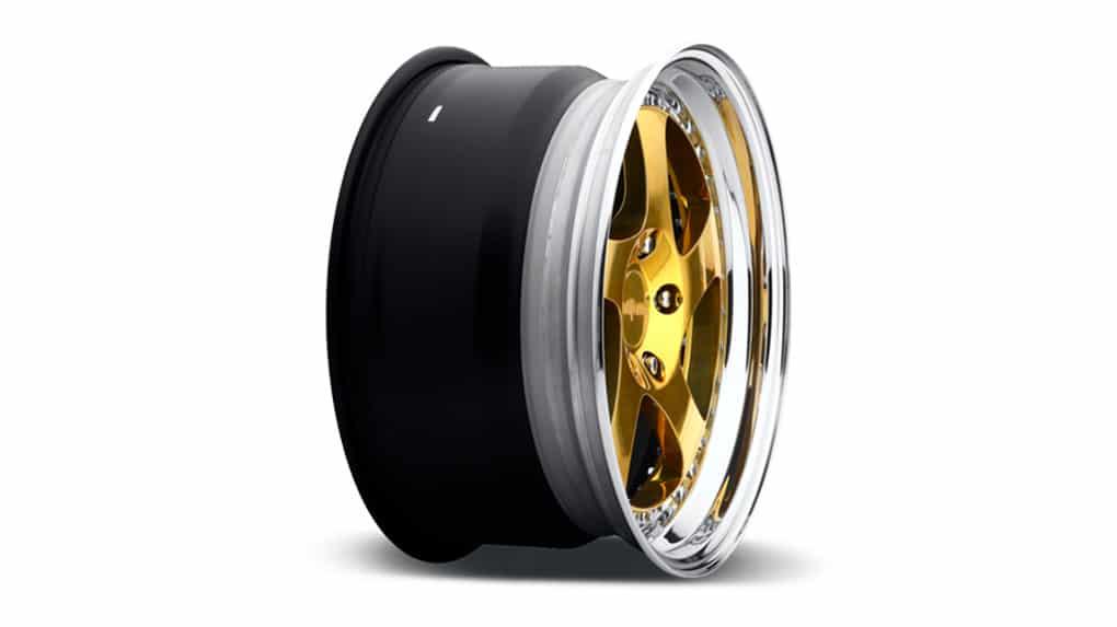 Rotiform TMB - 3PC кованые диски