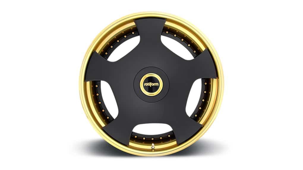 Rotiform WLD - 3PC кованые диски заказать
