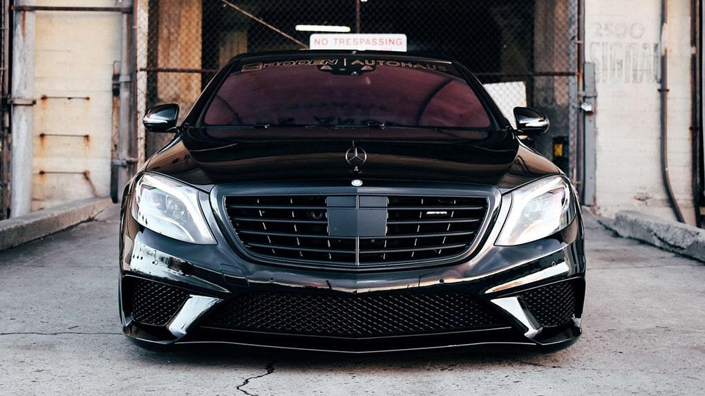 Mercedes-Benz S63 W222 Rotiform WLD - 3PC кованые диски
