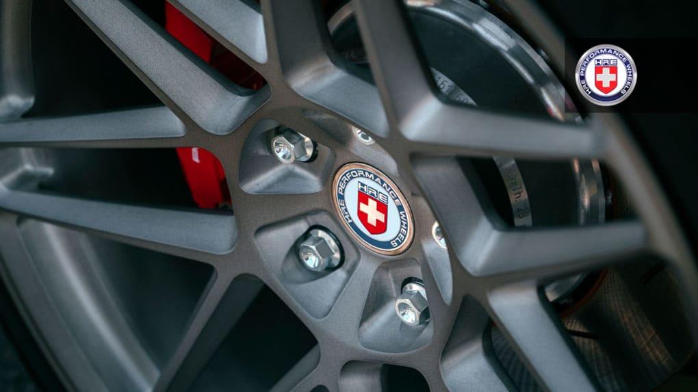 Моноблочные кованые диски HRE RS200M Porsche Panamera 971