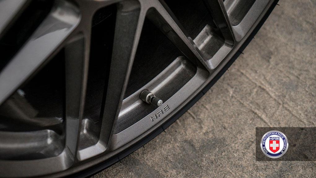 Моноблочные кованые диски HRE RS300M