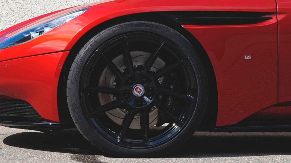 Моноблочные кованые диски HRE RS304M