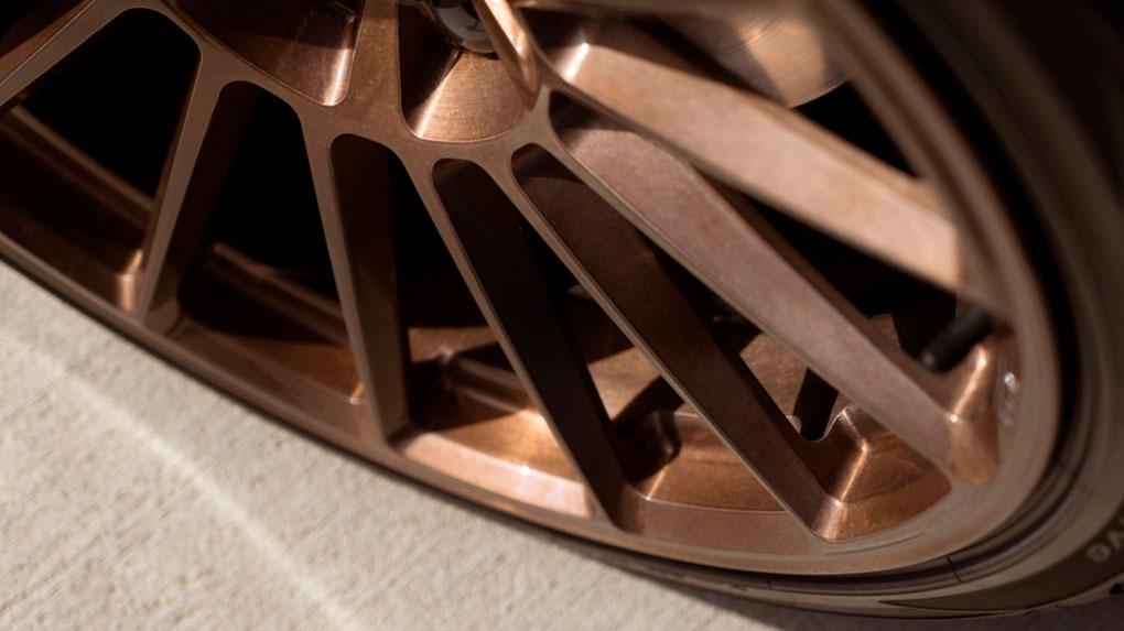 Моноблочные кованые диски HRE RS309M