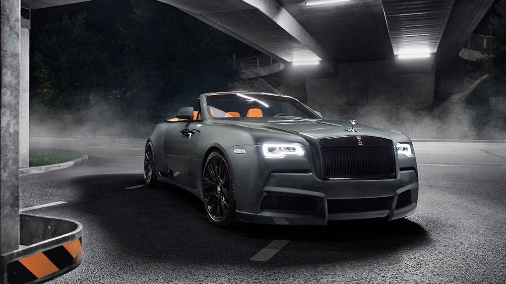 SPOFEC Rolls-Royce Dawn OVERDOSE Limited Edition