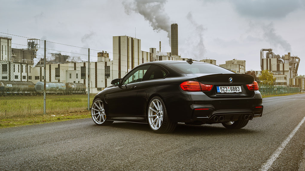 Vorsteiner V-FF102 - 1PC Flow Forged диски BMW