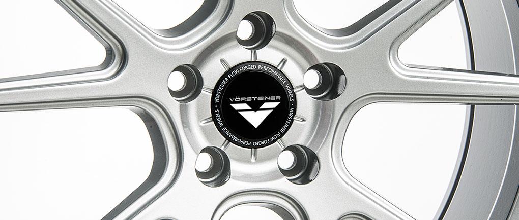 Vorsteiner V-FF106 - 1PC Flow Forged диски в деталях