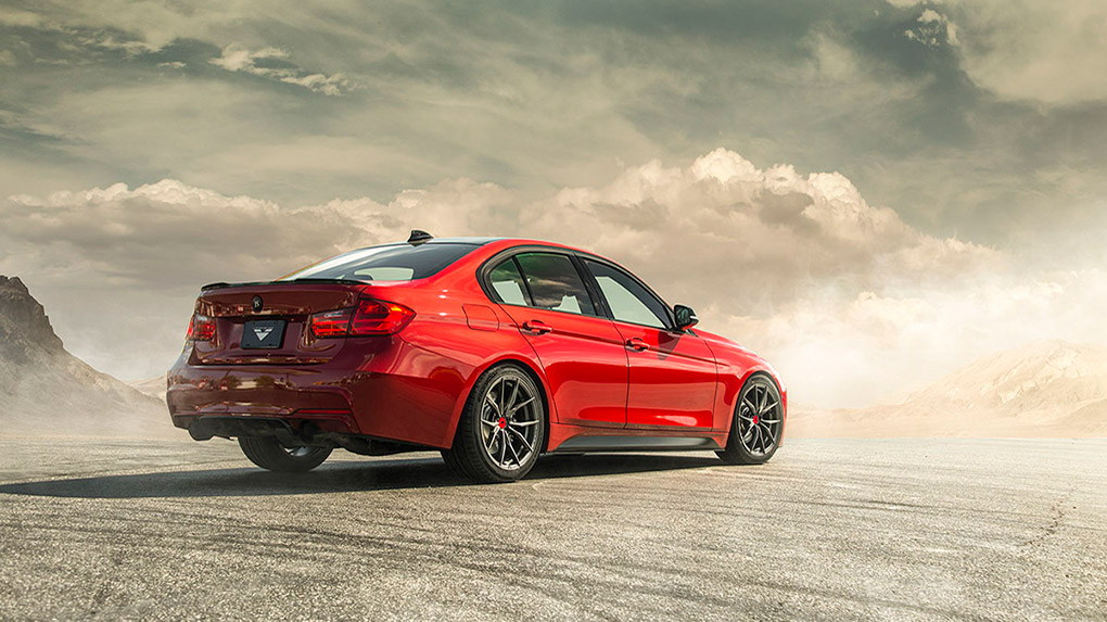 Vorsteiner V-FF108 - 1PC Flow Forged диски BMW 3 Series F3x