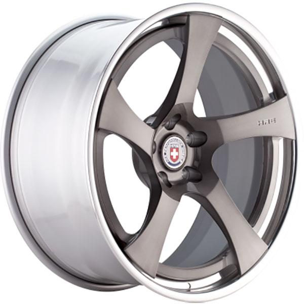 Трехсоставные кованые диски HRE RS102