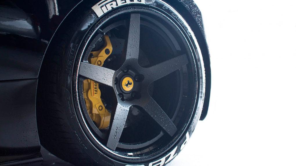 Трехсоставные кованые диски HRE RS105