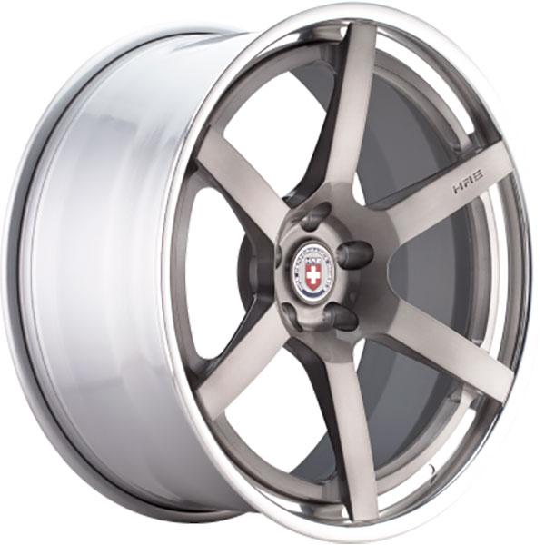 Трехсоставные кованые диски HRE RS106