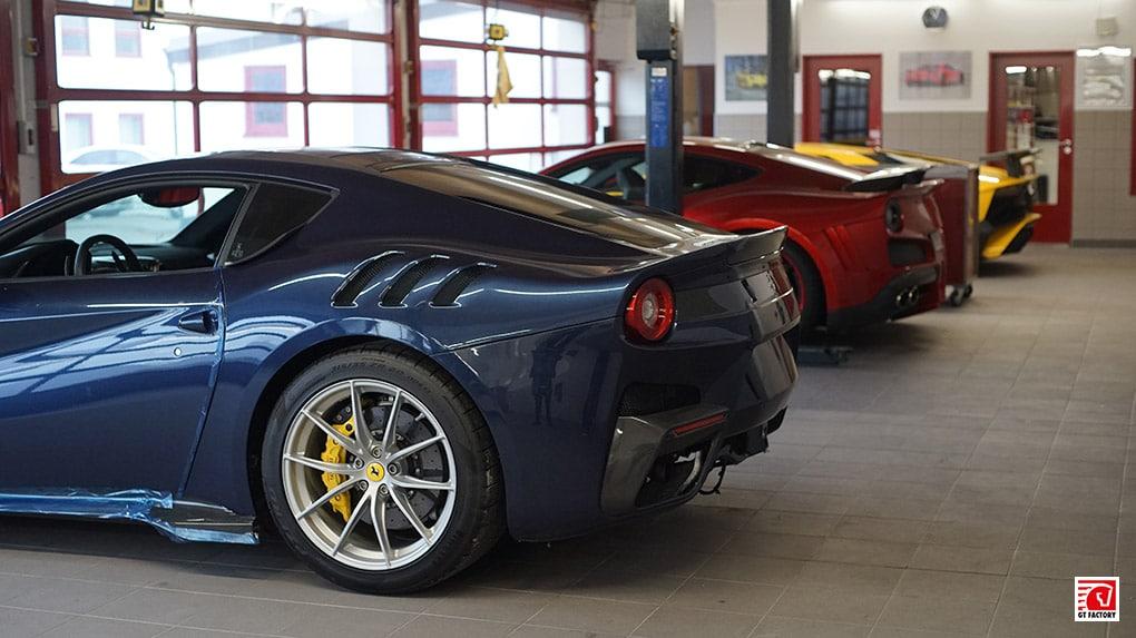 Novitec Rosso Ferrari F12 TDF