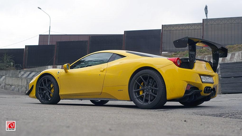 Bamd Ferrari 458 Italia