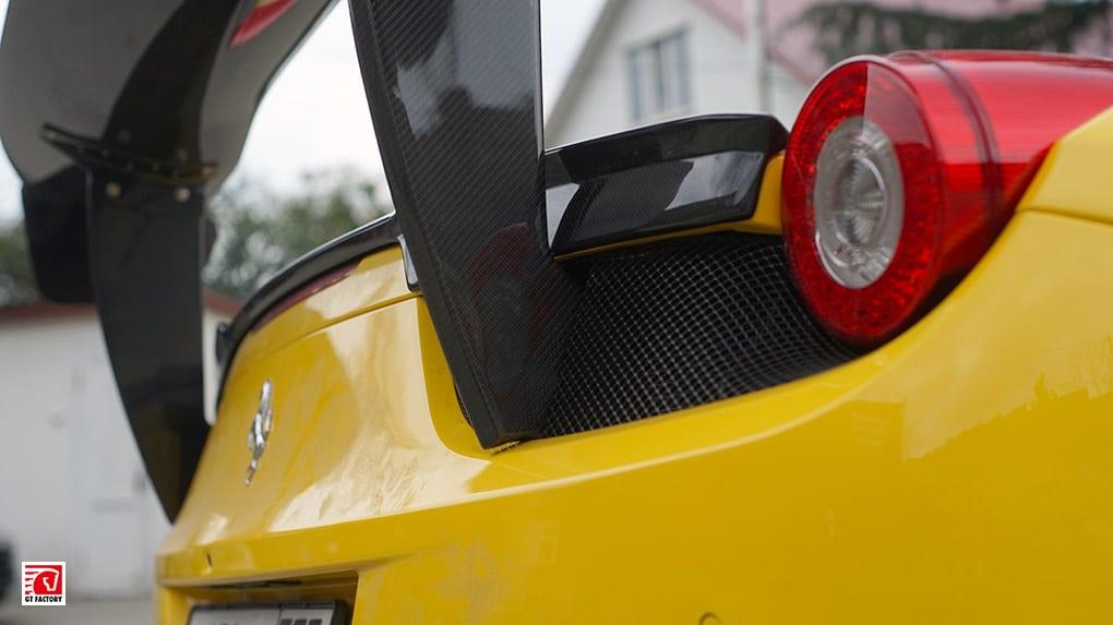 Bamd Ferrari 458 Italia GT3 wing