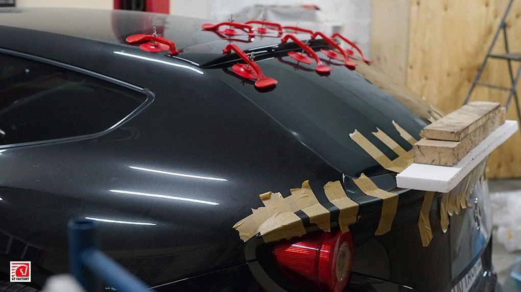 GTFactory Novitec Rosso Ferrari