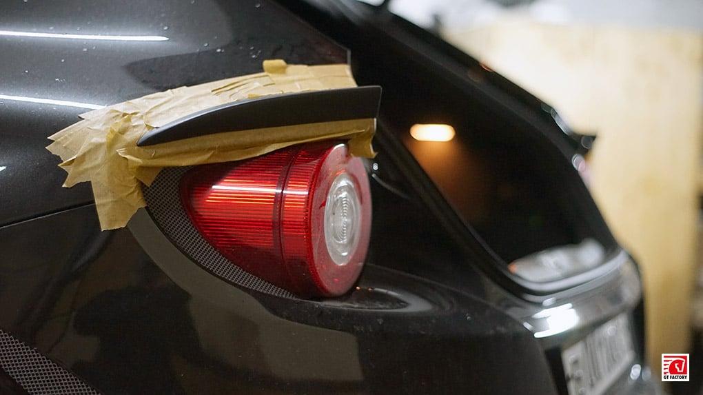 Novitec Ferrari FF - демонтаж