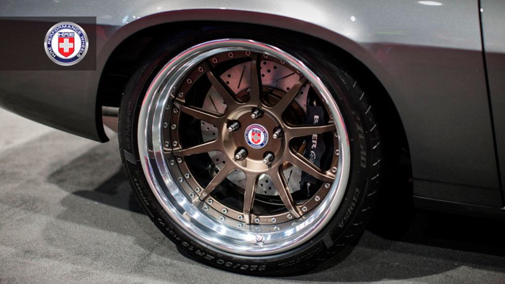 Трехсоставные кованые диски HRE C103