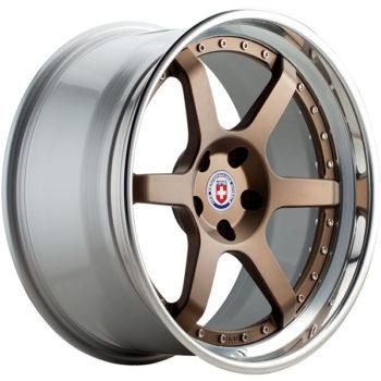 Трехсоставные кованые диски HRE C106