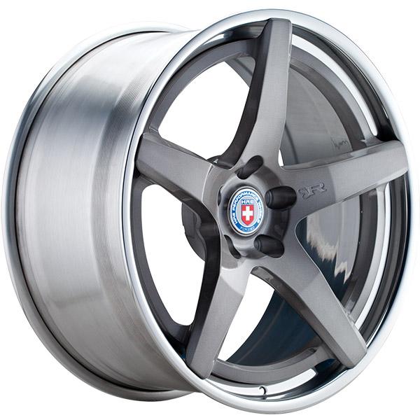 Трехсоставные кованые диски HRE Recoil RB Series