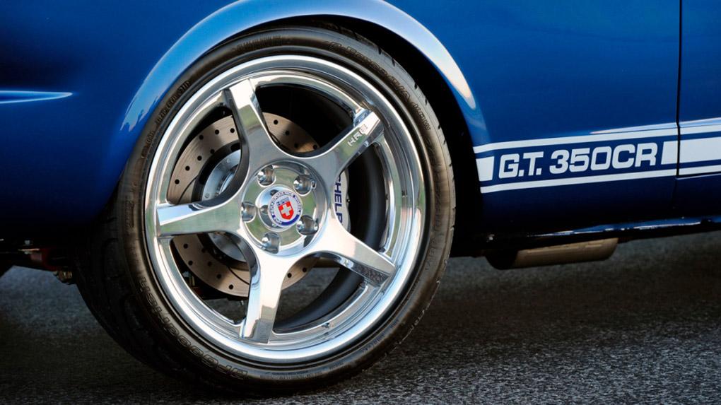 Трехсоставные кованые диски HRE RB2 RB Series