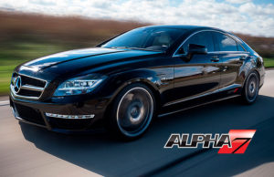 Alpha Performance Mercedes-Benz CLS63 AMG Alpha 7