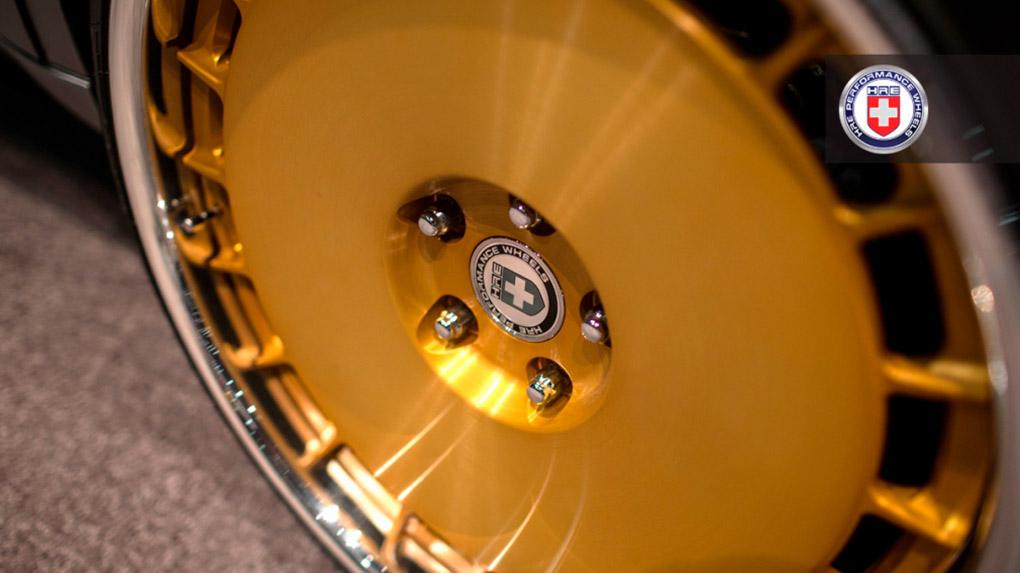 Трехсоставные кованые диски HRE 935 Vintage Series