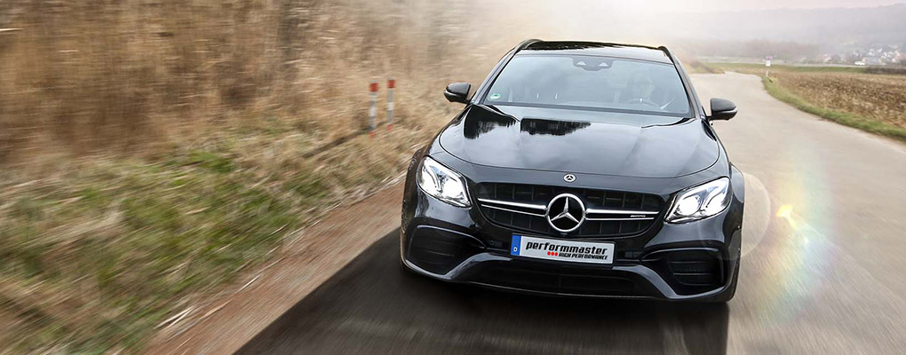 Чип тюнинг Performmaster Mercedes-Benz E63 S AMG W213 S213