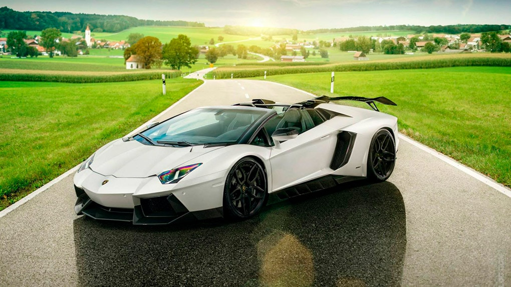 Lamborghini LP700-4 Aventador Novitec Coupe and Roadster